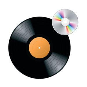 Vinyl & CD Records